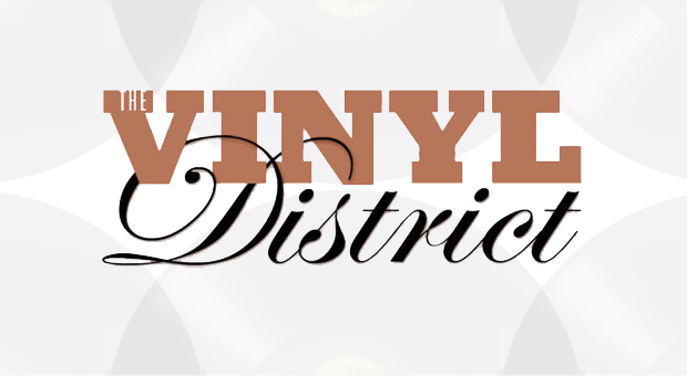 The Vinyl District logo
