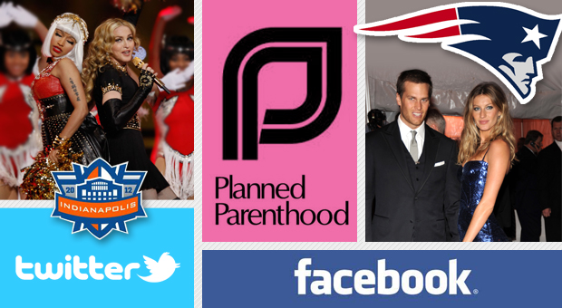 planned parenthood social media
