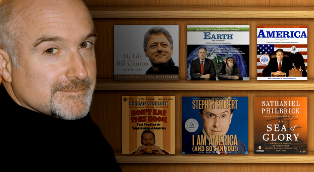John McElroy Audiobook Producer