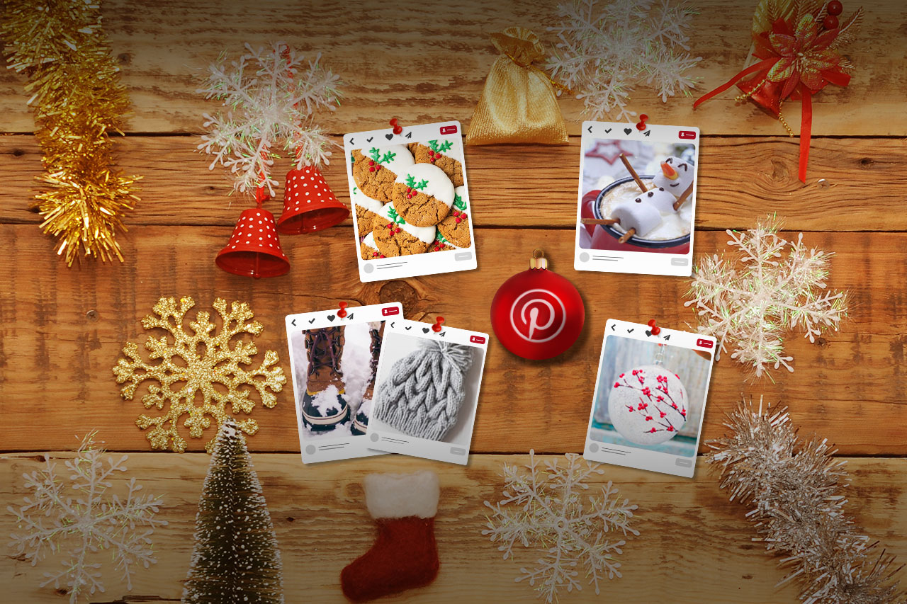 Pinterest Marketing for the Holidays